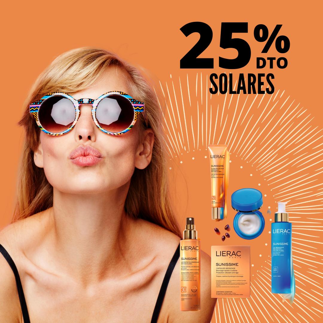 LIERAC SOL 25% DTO