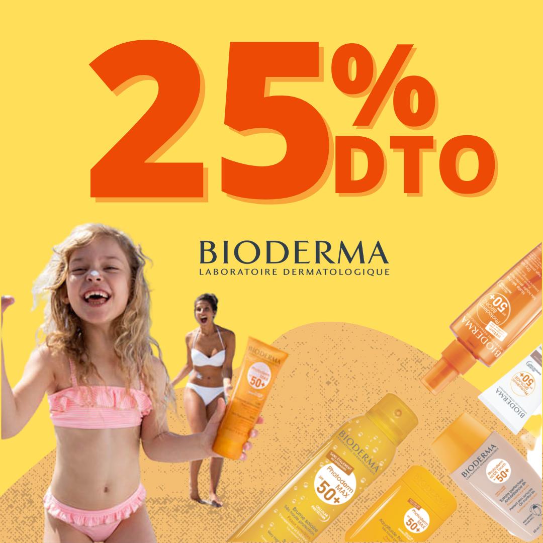 BIODERMA SOL 25% DTO