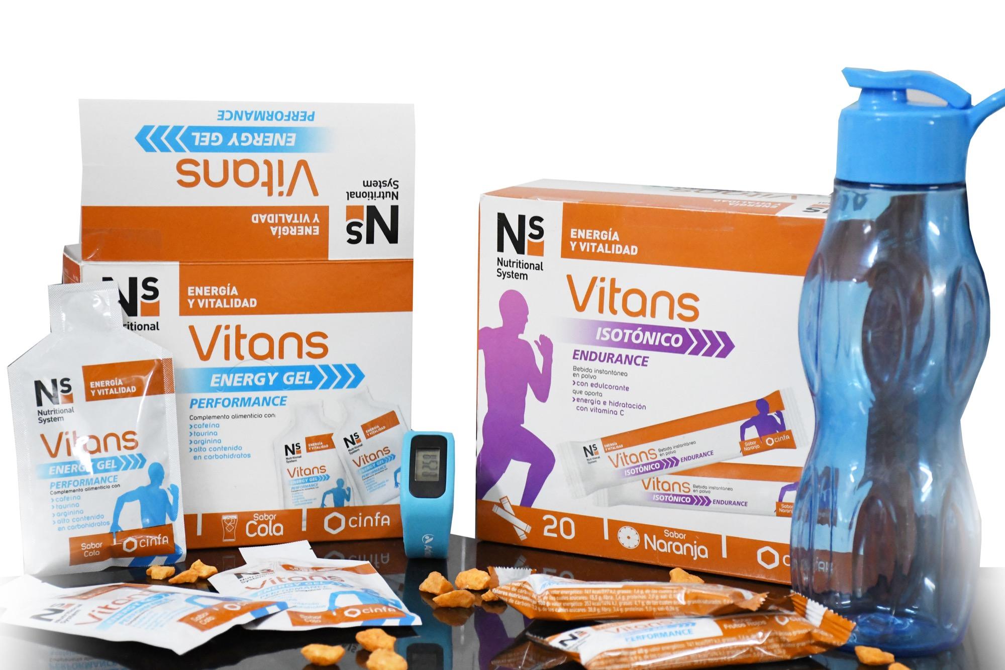 Energía y Viabilidad con NS Vitans Sport