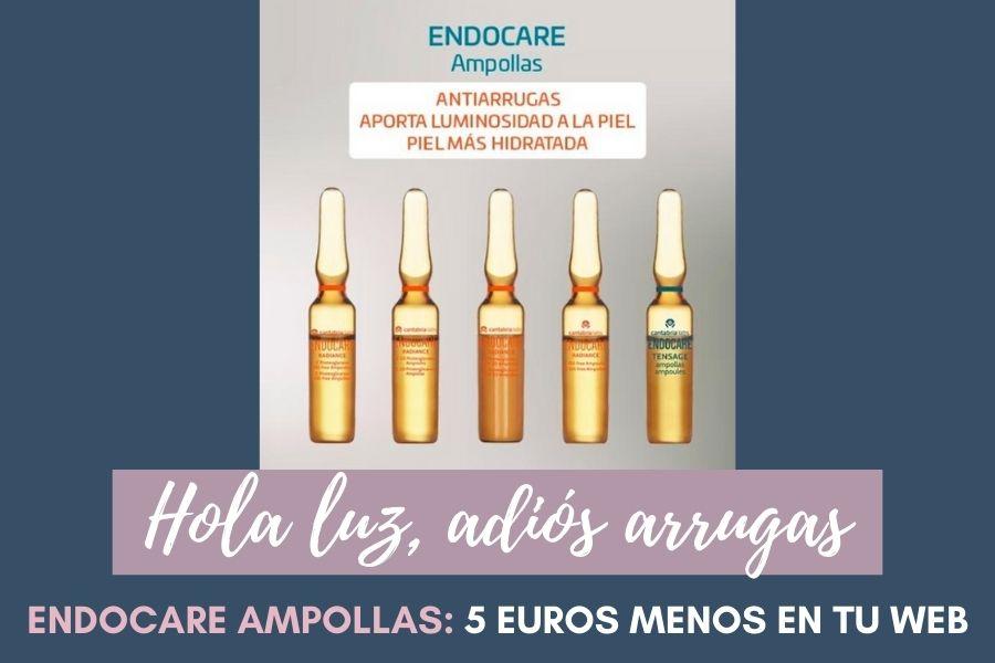ENDOCARE AMPOLLAS -5€