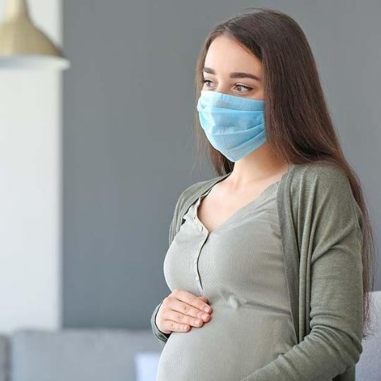Embarazo y Prevención Coronavirus