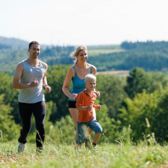 ¿Por qué el deporte es beneficioso para nuestra salud y la de nuestros hijos?