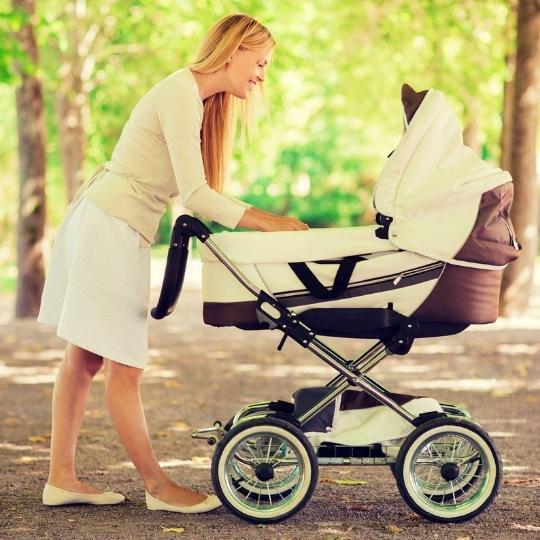 Primer paseo con mi BEBÉ