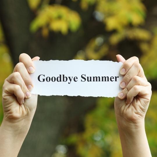 El verano se acaba ya! ¿Cómo se te queda el cuerpo?